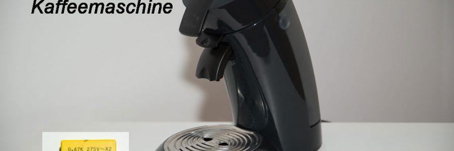 Reparatur Senseo Kaffeemaschine